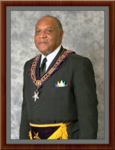 Robert B. Calloway, Jr. (Framed)