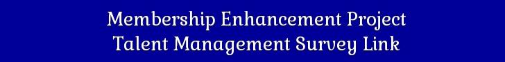Talent Management Survey