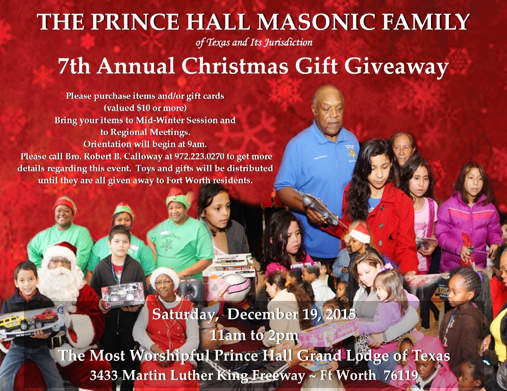 7th Annual Christmas Gift Giveaway