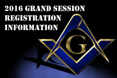2016 Grand Session Registration