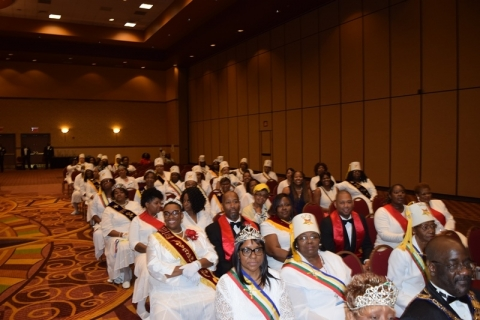 142nd Annual Grand Communication Annual Installations  (11)