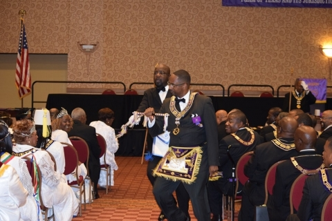 142nd Annual Grand Communication Annual Installations  (12)