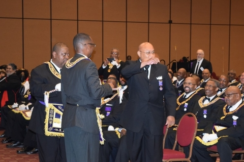 142nd Annual Grand Communication Annual Installations  (15)