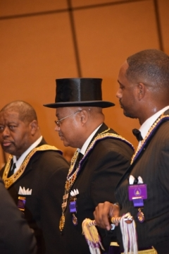 142nd Annual Grand Communication Annual Installations  (21)
