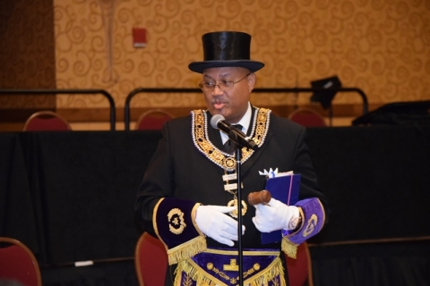 142nd Annual Grand Communication Annual Installations  (22)