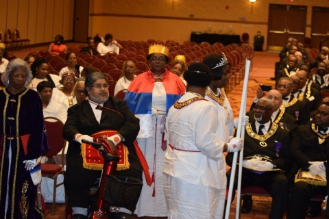 142nd Annual Grand Communication Annual Installations  (24)