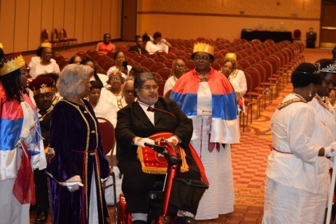142nd Annual Grand Communication Annual Installations  (25)