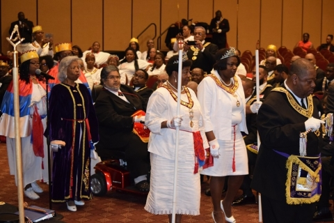 142nd Annual Grand Communication Annual Installations  (26)