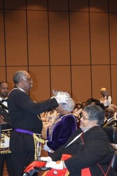 142nd Annual Grand Communication Annual Installations  (29)