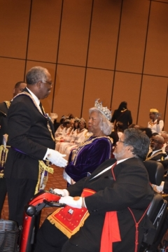142nd Annual Grand Communication Annual Installations  (30)