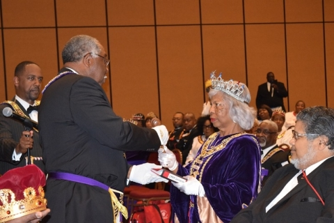 142nd Annual Grand Communication Annual Installations  (31)