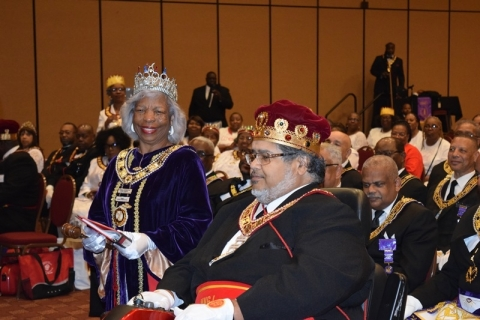 142nd Annual Grand Communication Annual Installations  (32)