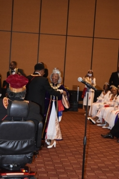 142nd Annual Grand Communication Annual Installations  (33)