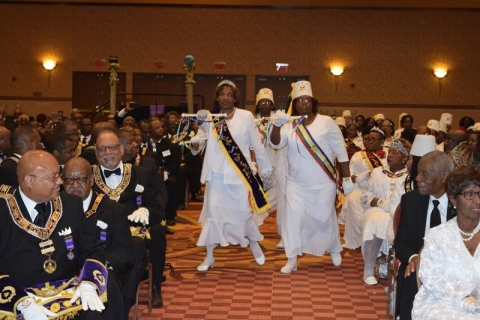 142nd Annual Grand Communication Annual Installations  (38)