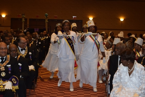 142nd Annual Grand Communication Annual Installations  (39)