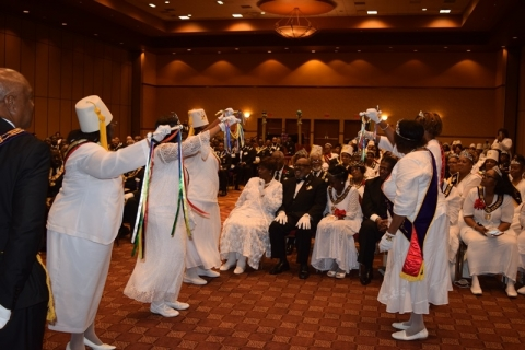 142nd Annual Grand Communication Annual Installations  (40)