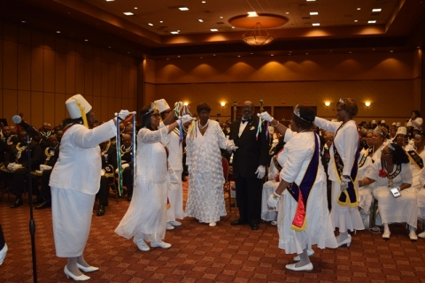 142nd Annual Grand Communication Annual Installations  (41)