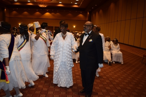 142nd Annual Grand Communication Annual Installations  (42)