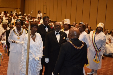 142nd Annual Grand Communication Annual Installations  (43)