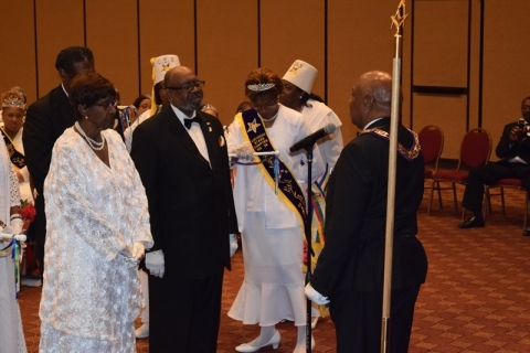 142nd Annual Grand Communication Annual Installations  (44)