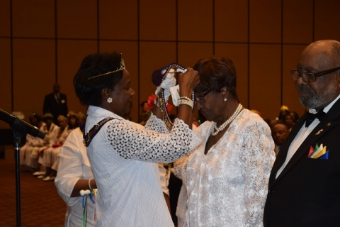 142nd Annual Grand Communication Annual Installations  (46)