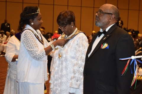 142nd Annual Grand Communication Annual Installations  (47)