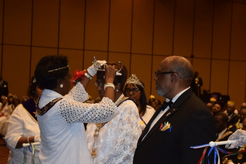 142nd Annual Grand Communication Annual Installations  (48)