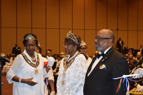 142nd Annual Grand Communication Annual Installations  (49)