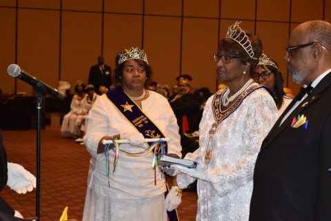 142nd Annual Grand Communication Annual Installations  (50)