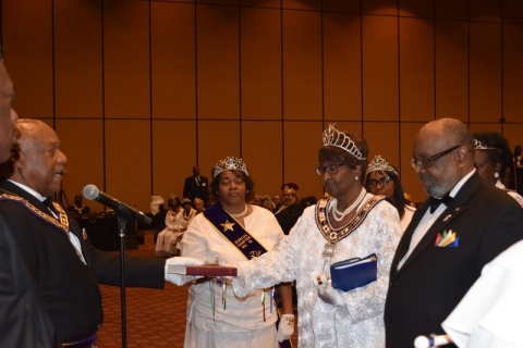 142nd Annual Grand Communication Annual Installations  (53)