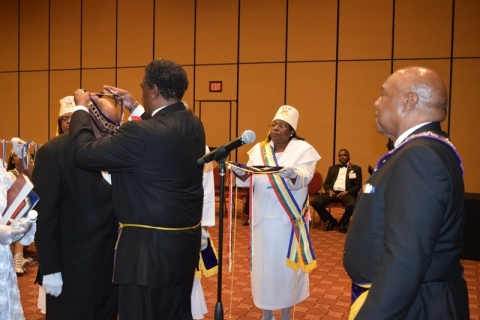 142nd Annual Grand Communication Annual Installations  (54)