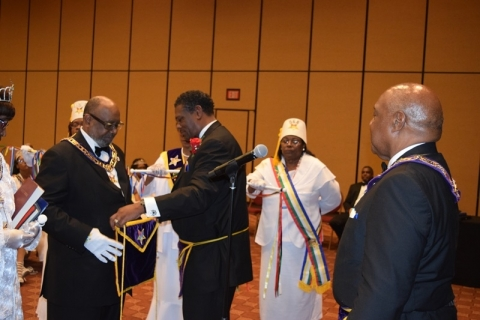 142nd Annual Grand Communication Annual Installations  (55)