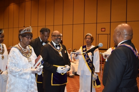142nd Annual Grand Communication Annual Installations  (56)