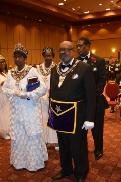 142nd Annual Grand Communication Annual Installations  (57)