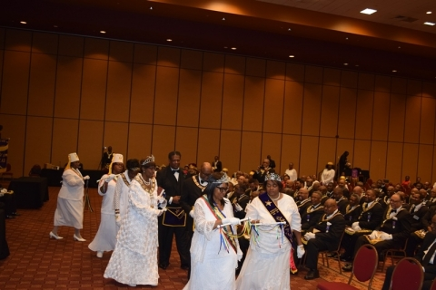 142nd Annual Grand Communication Annual Installations  (58)
