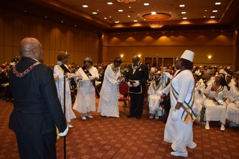 142nd Annual Grand Communication Annual Installations  (59)