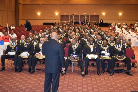 142nd Annual Grand Communication Annual Installations  (6)