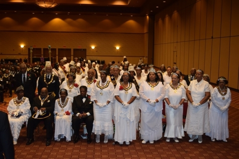142nd Annual Grand Communication Annual Installations  (60)