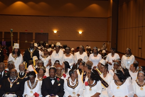 142nd Annual Grand Communication Annual Installations  (61)