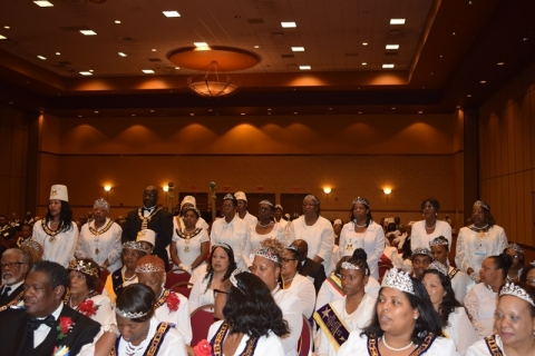 142nd Annual Grand Communication Annual Installations  (62)