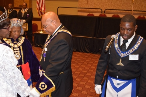 142nd Annual Grand Communication Annual Installations  (65)