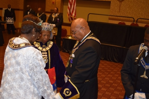 142nd Annual Grand Communication Annual Installations  (66)