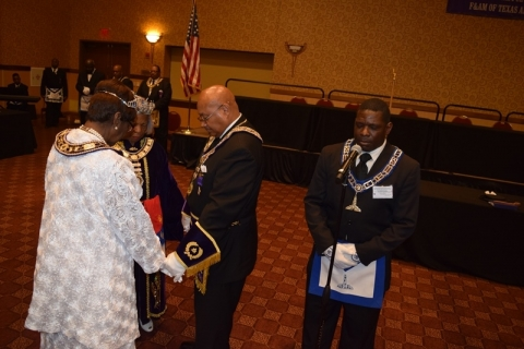 142nd Annual Grand Communication Annual Installations  (67)