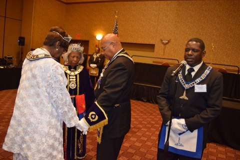 142nd Annual Grand Communication Annual Installations  (68)