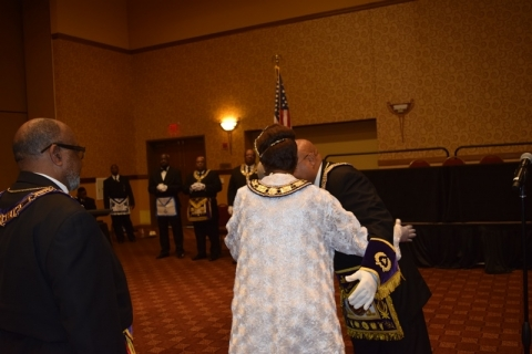 142nd Annual Grand Communication Annual Installations  (69)