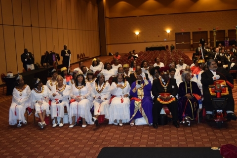 142nd Annual Grand Communication Annual Installations  (7)