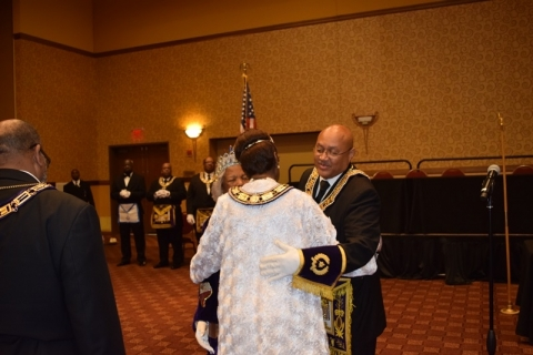 142nd Annual Grand Communication Annual Installations  (70)
