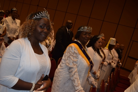142nd Annual Grand Communication Annual Installations  (72)