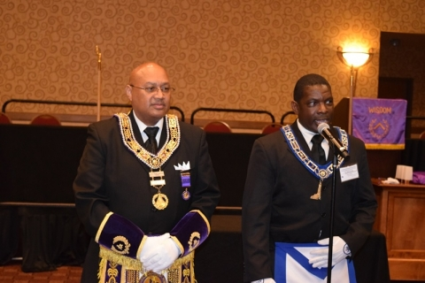 142nd Annual Grand Communication Annual Installations  (73)