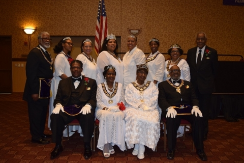 142nd Annual Grand Communication Annual Installations  (74)